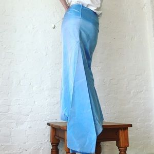 Jessica McKlintock Powder Blue Long Goddess Skirt